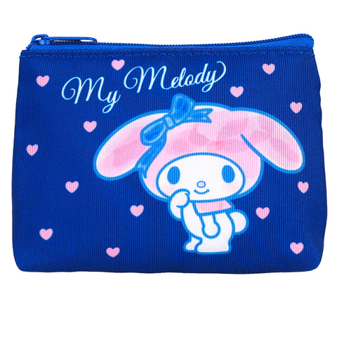 My Melody Coin Pouch with Chain Holder 小袋連匙扣
