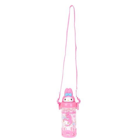 My Melody 400ML BPA Free Head Shape Water Bottle 公仔頭形膠水樽