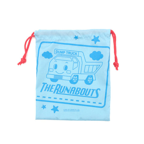 The Runabouts Kids Foldable Raincoat (L Size) 小童可摺式雨衣-大碼