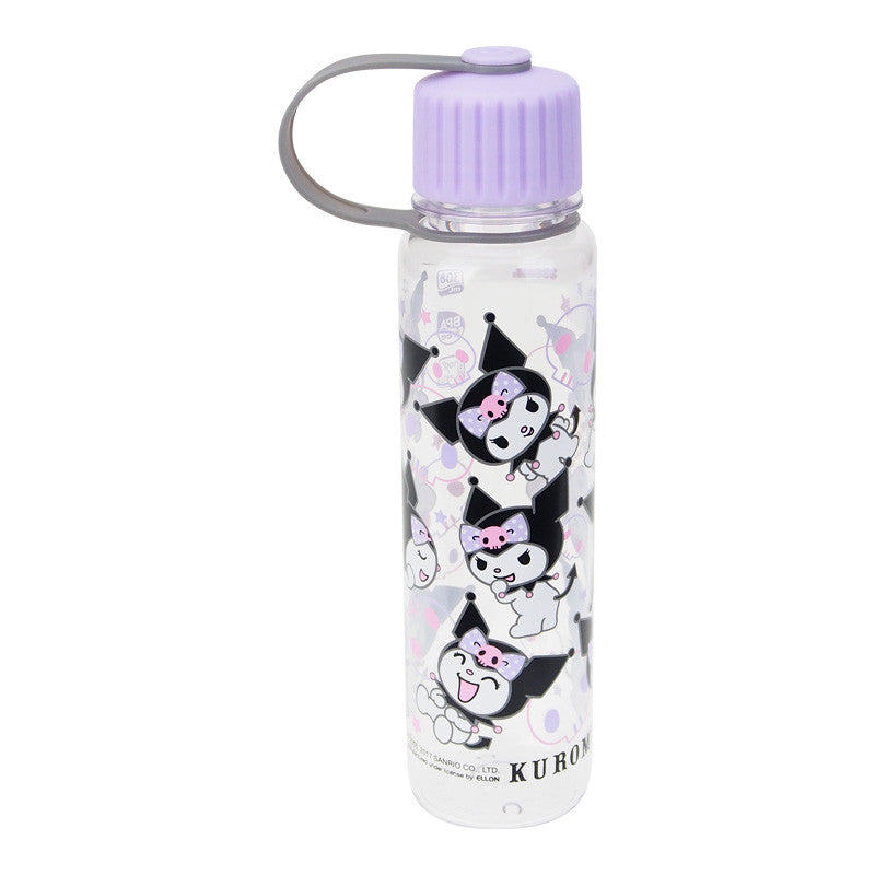 Kuromi 300ml Water Bottle 膠水樽