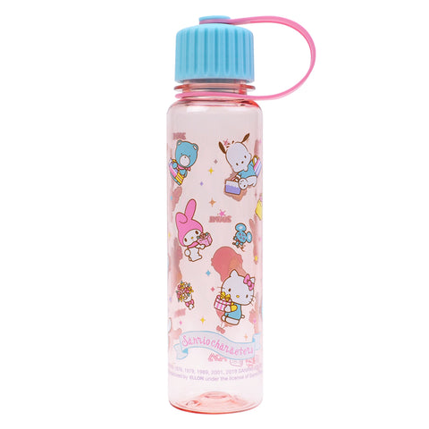 Mix Characters 300ml Water Bottle 膠水樽