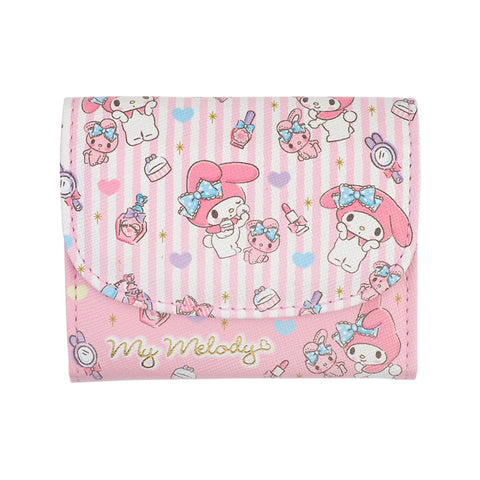 My Melody PU Wallet 彷皮銀包