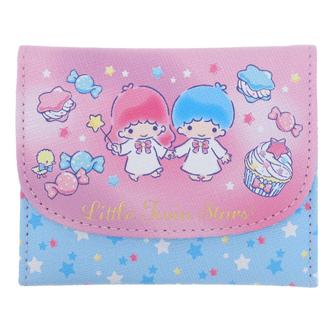 Little Twin Stars PU Wallet 彷皮銀包