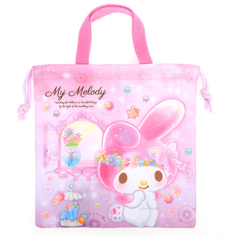 My Melody Drawstring Bag (S) 索繩袋 (細)