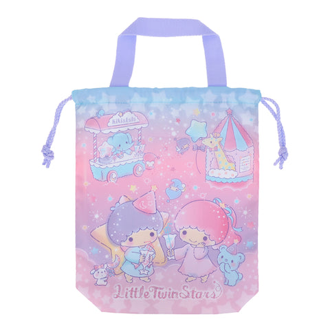 Little Twin Stars Drawstring Bag (M) 索繩袋 (中)