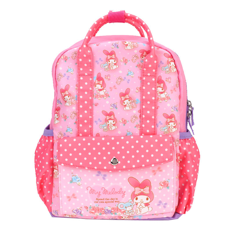 My Melody Soft Puffy Backpack (M) 小童背囊 (中)