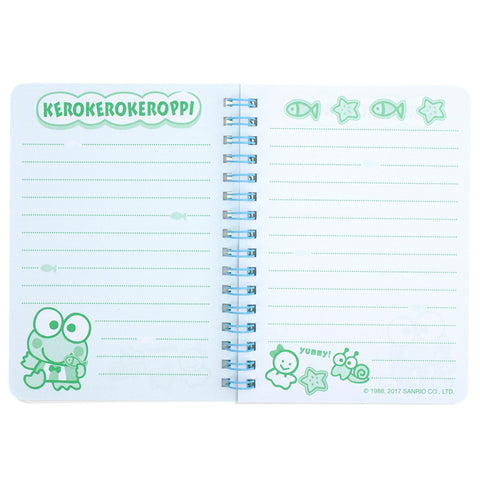 Kerokerokeroppi Mini Wire-O Notebook 線圈簿