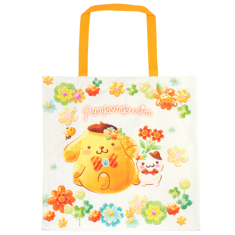 PomPomPurin Canvas Shopping Bag 帆布購物袋