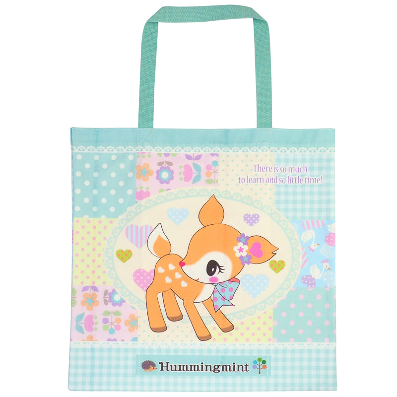 Hummingmint Canvas Shopping Bag 帆布購物袋