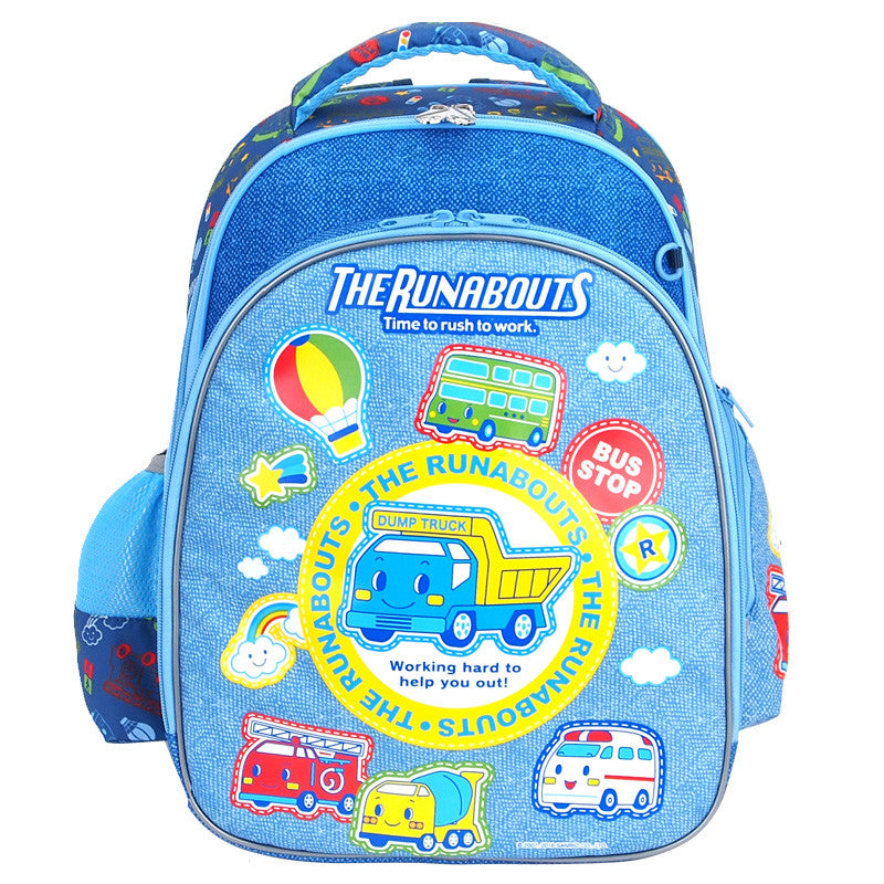 The Runabouts EVA School Bag (S) 小童書包(細)