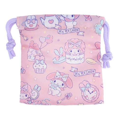 My Melody Eye Mask With String Bag 眼罩附索繩袋