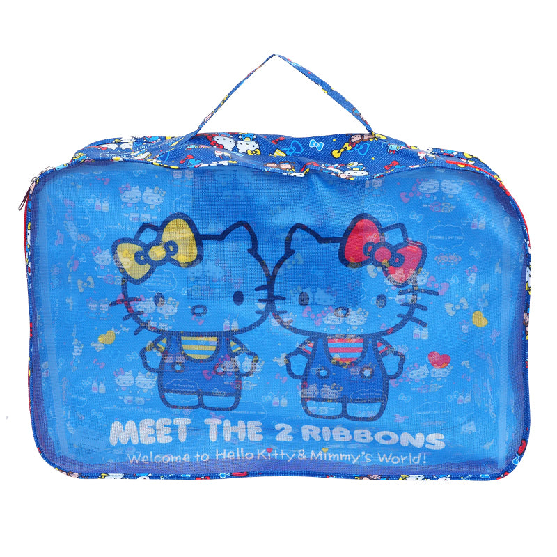 Hello Kitty Foldable Storage Case 可摺式衣物收納袋