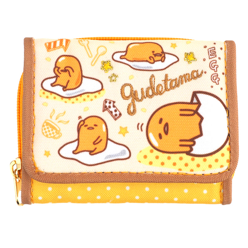 Gudetama Mini Wallet 小童銀包