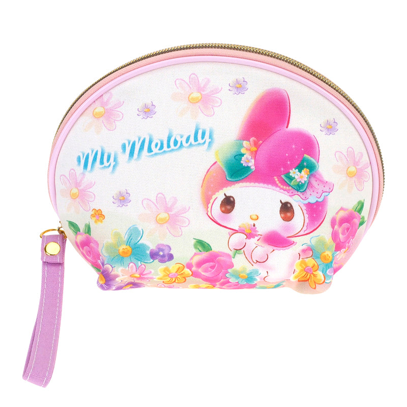 My Melody Canvas Cosmetic Bag 帆布化妝袋
