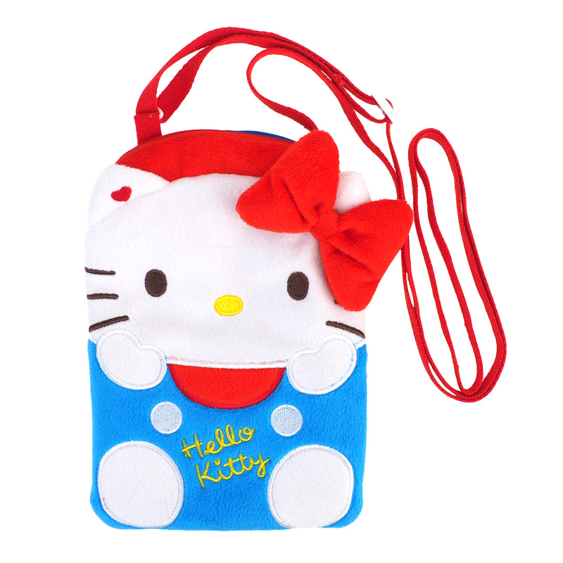 Hello Kitty Plush Shoulder Bag 毛絨斜揹袋