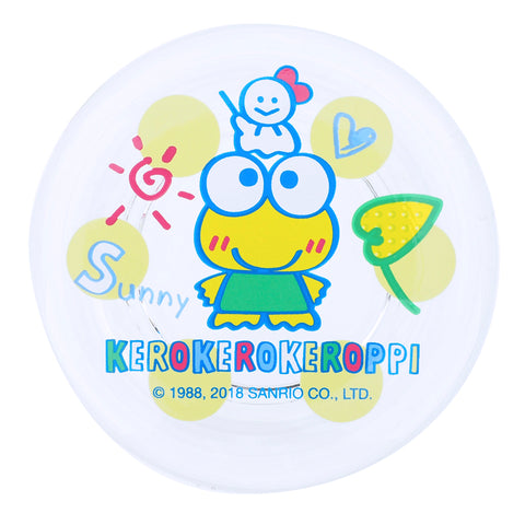 Kerokerokeroppi 480ml Glass Storage Jar 玻璃儲物樽