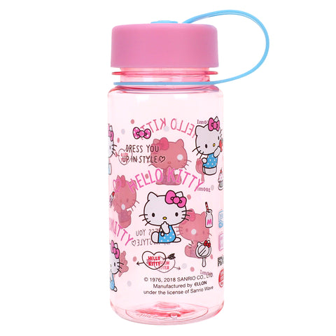 Hello Kitty 350ml Water Bottle 膠水樽