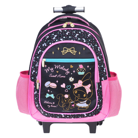 My Melody Trolley School Bag (L) 兩輪拉轆書包 (大)