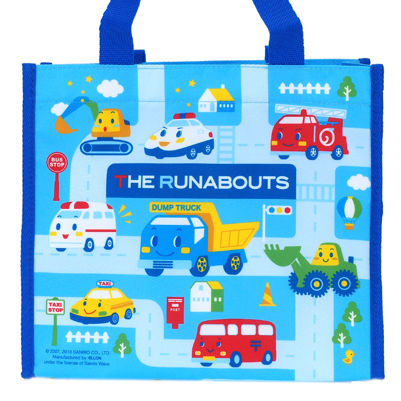 The Runabouts Shopping Bag(S) 環保袋(細)