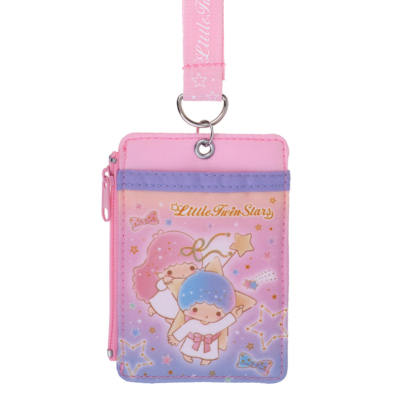Little Twin Stars Card Holder with Neck Strap 証件套連頸繩