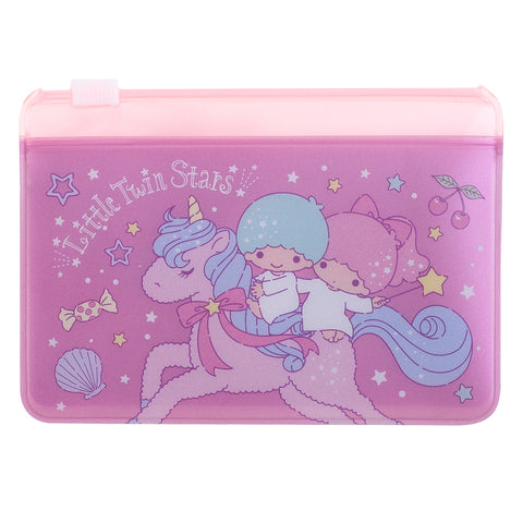 Little Twin Stars Two Layers PVC Card Holder PVC雙層咭片套