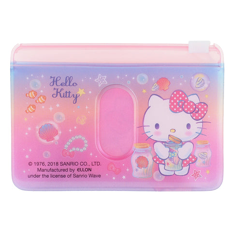 Hello Kitty Two Layers PVC Card Holder PVC雙層咭片套