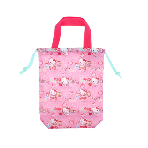 Hello Kitty Drawstring Bag (M) 索繩袋 (中)