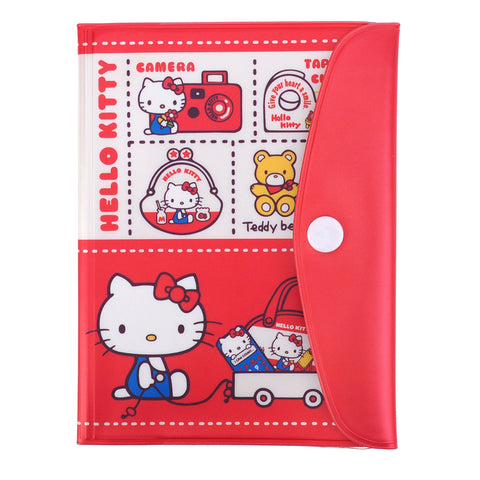 Hello Kitty PVC Passport Holder PVC面旅遊證件套