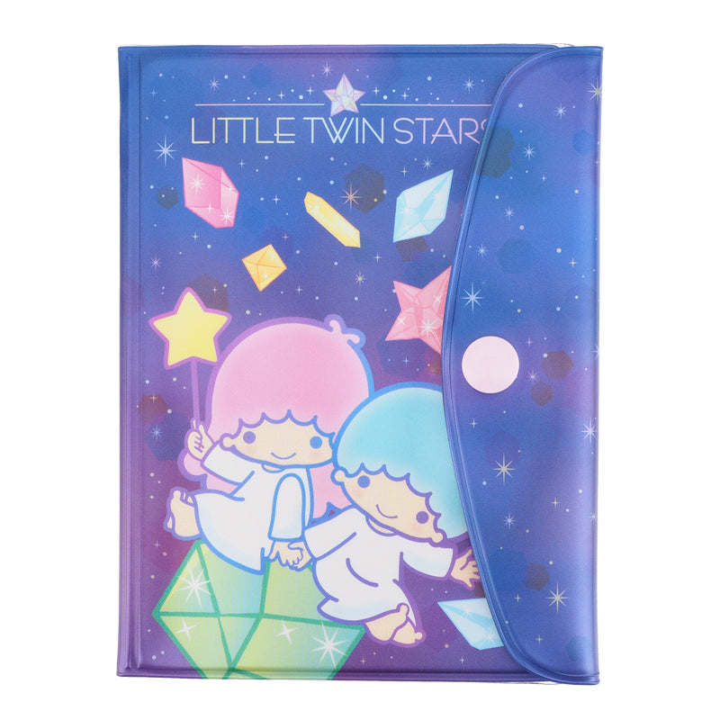 Little Twin Stars PVC Passport Holder PVC面旅遊證件套