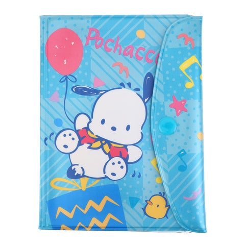 Pochacco PVC Passport Holder PVC面旅遊證件套