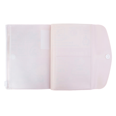 Hummingmint PVC Passport Holder PVC面旅遊證件套