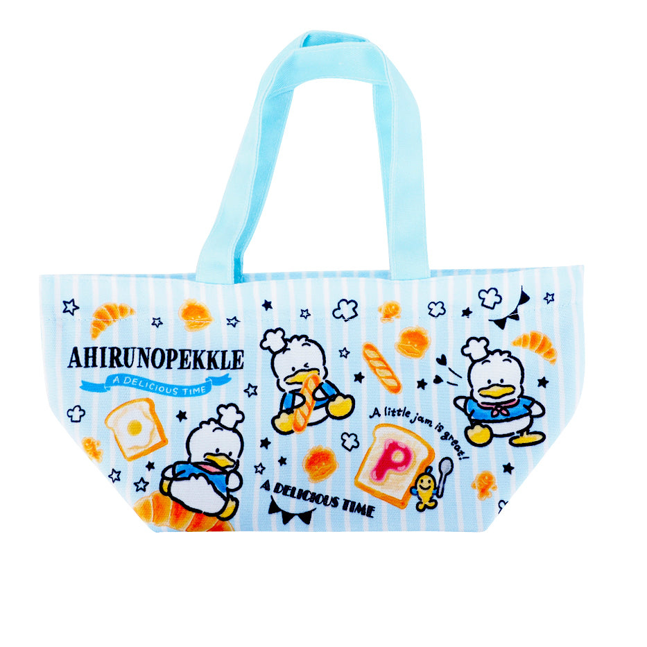 Ahiru No Pekkle Drawstring Lunch Bag 索繩午餐袋