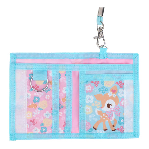 Hummingmint Kid's Wallet with Neck Strap 小童銀包連頸繩