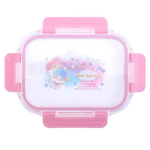Little Twin Stars Glass Food Container 多用途耐熱/冷玻璃餐盒 (640ML)