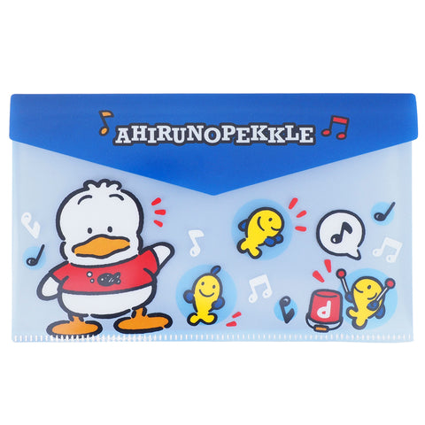 Ahiru No Pekkle Multi-Function PP Folder 多用途文件夾 (Antibacterial 抗菌)