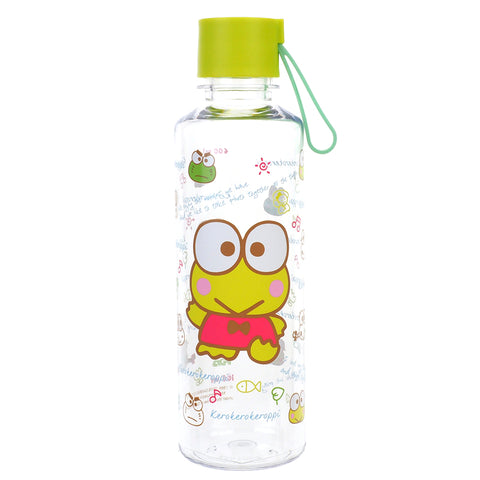Kerokerokeroppin 600ml Water Bottle 膠水樽