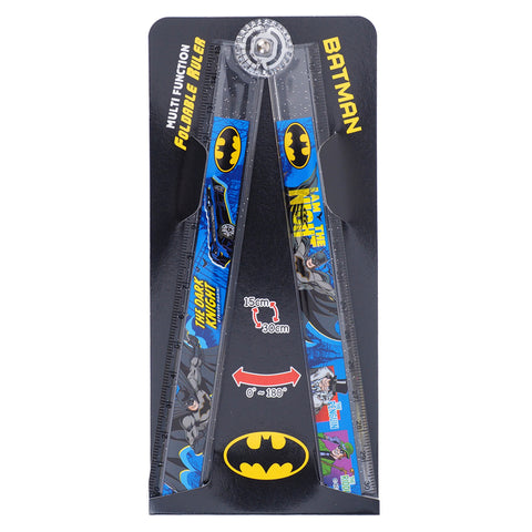 Batman Multi-Function Foldable Ruler 多用途折疊尺