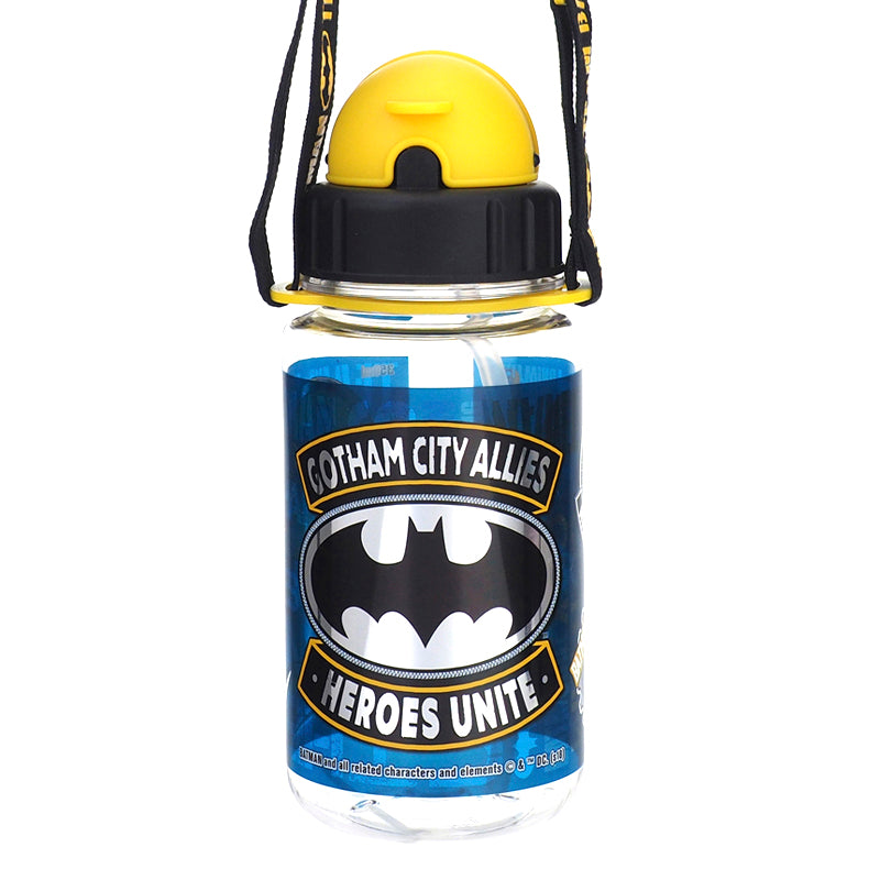 Batman 350ml Water Bottle 膠水樽