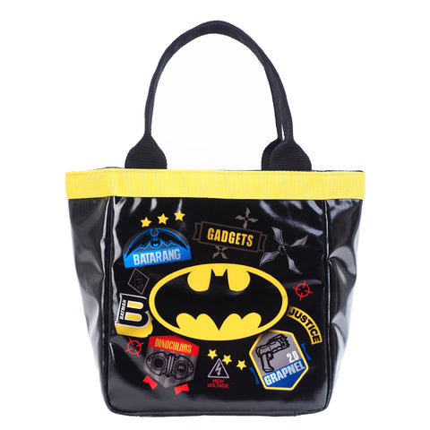 Batman Insulated Carry Tote Bag (Keep Warm/Cool) 保溫/冷餐盒手挽袋