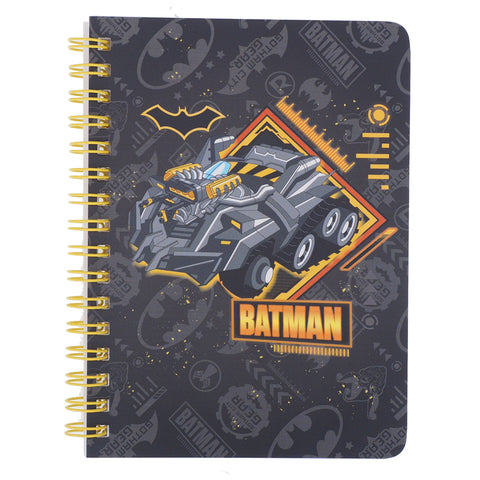 Batman Mini Wire-O Notebook 線圈簿
