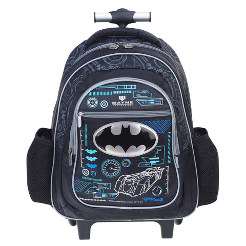 Batman Trolley School Bag (L) 兩輪拉轆書包 (大)