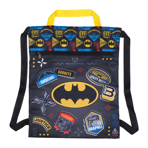 Batman Drawstring Backpack 索繩背囊