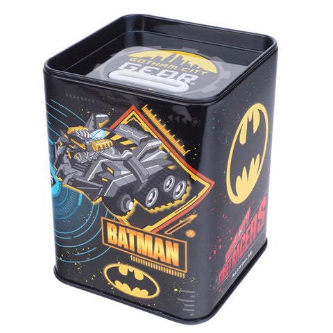 Batman Tin Coin Bank 鐵錢箱