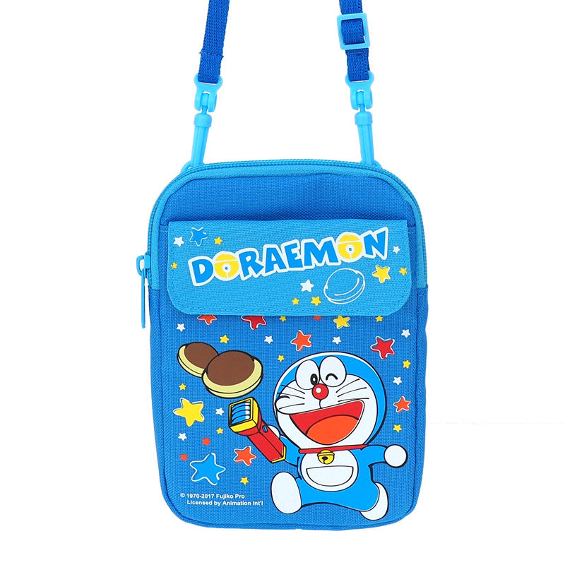 Doraemon Nylon Multi Purpose Shoulder Bag 多用途尼龍斜揹袋