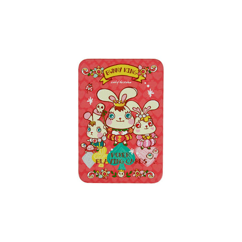 Bunny King Poker Playing Card 撲克牌