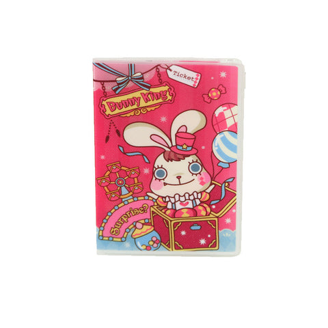 Bunny King PVC Passport Holder 証件套