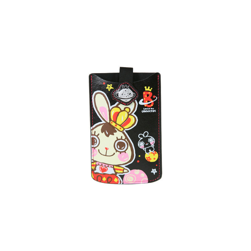 Bunny King PU Phone Pouch 電話袋
