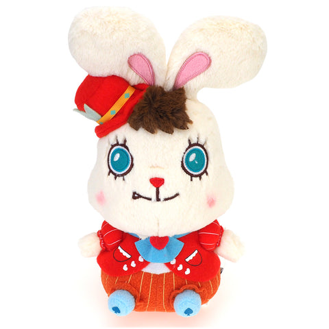 Bunny King Plush Doll 毛公仔 (10th Anniversary)