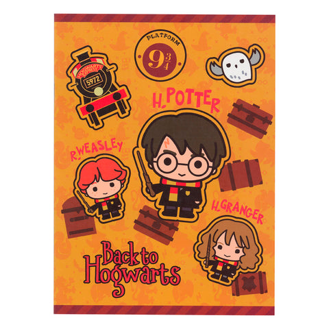 Harry Potter Notebook 單行簿