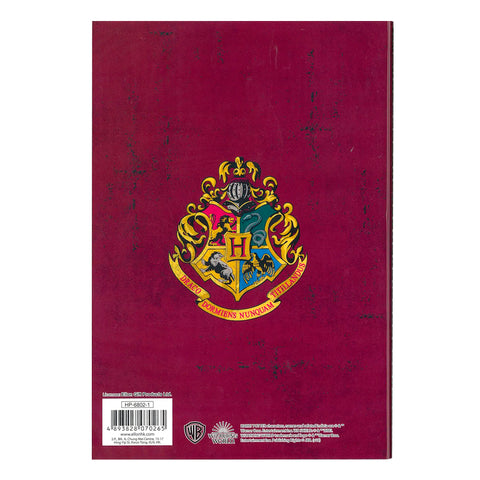 Harry Potter PP Cover Notebook PP面單行簿